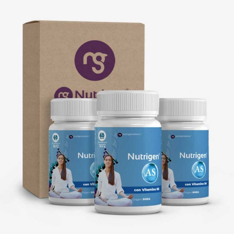 bajar la ansiedad, relajar el cuerpo, aliviar tensiones, stress, nutrigen, nutrigen AS