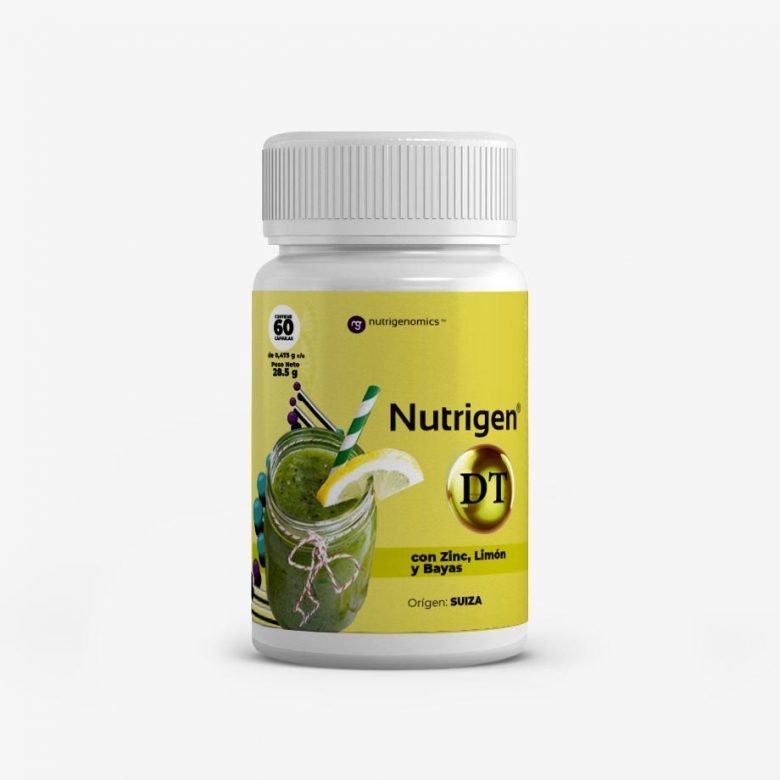 mejorar memoria, eliminar toxinas, equilibrar ph, nutrigen, nutrigen DT