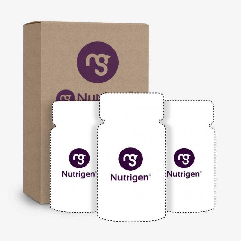 nutrigen, nutrigen i, nutrigen l, nutrigen d, nutrigen as, nutrigen s, nutrigen dt, pack 3, suplementos dietarios, tienda online