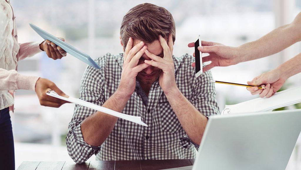 ritmo de vida actual provoca estrés